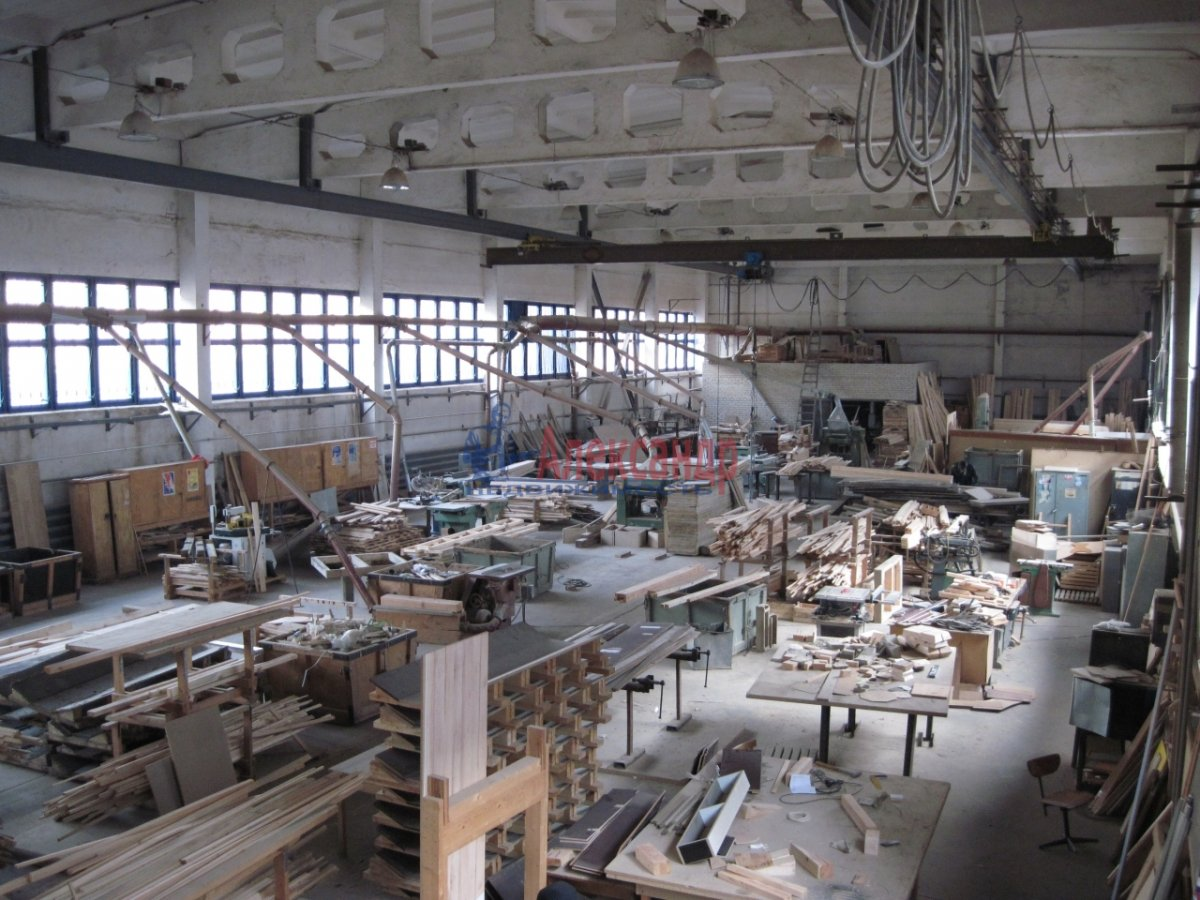 Производственное помещение (1062м2) на продажу — фото 2 из 7