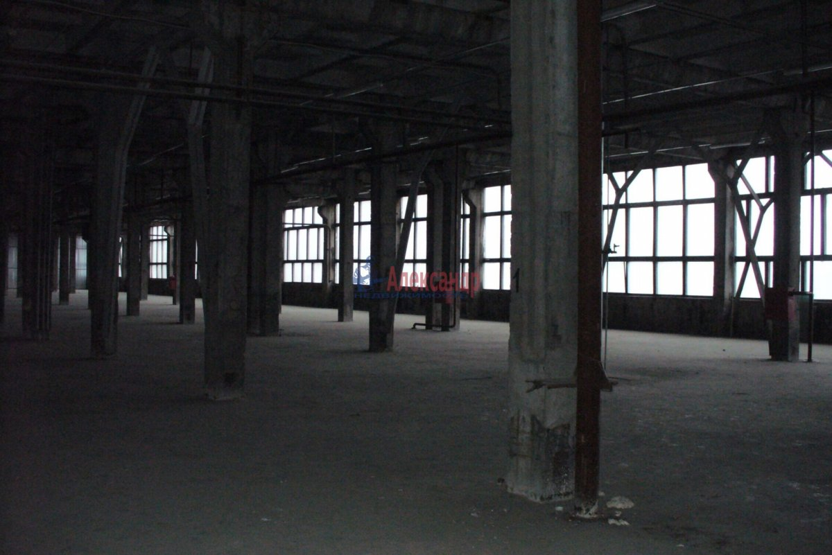 Склад (1800м2) в аренду — фото 2 из 5
