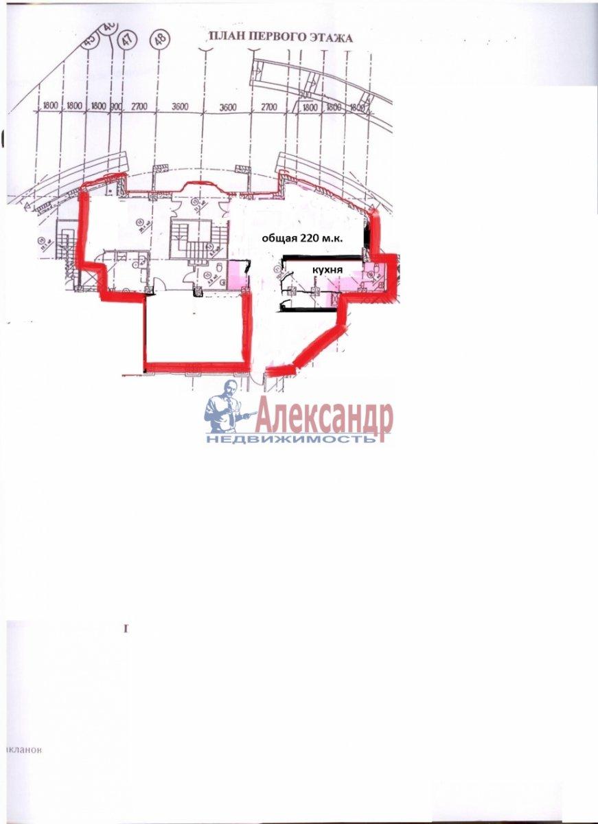 Торговое помещение (180м2) в аренду — фото 2 из 5