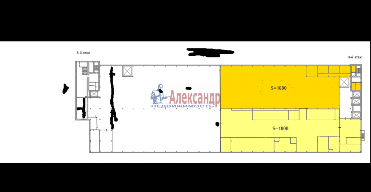 Склад (1800м2) в аренду — фото 5 из 5