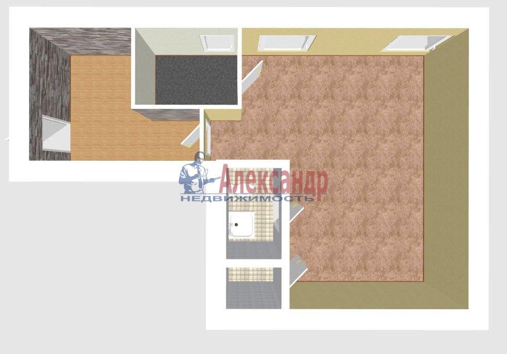 Помещение (45м2) в аренду — фото 2 из 6