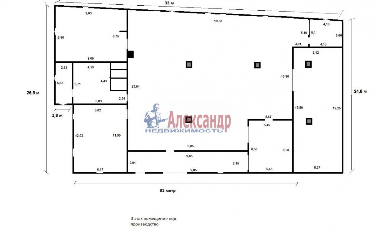 Производственное помещение (915м2) в аренду — фото 12 из 12