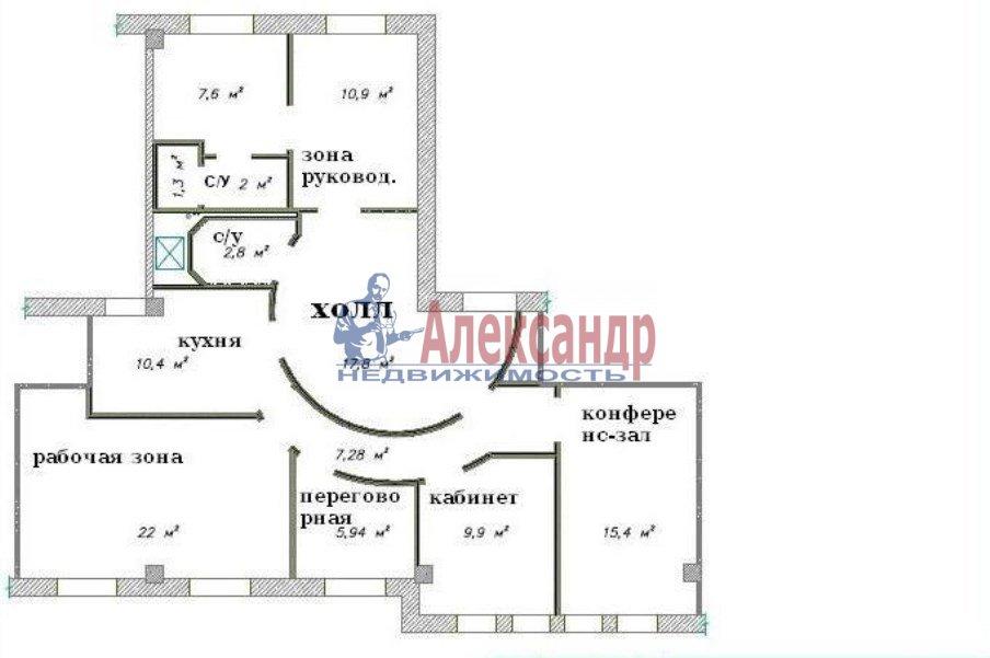 Офис (120м2) в аренду — фото 22 из 22