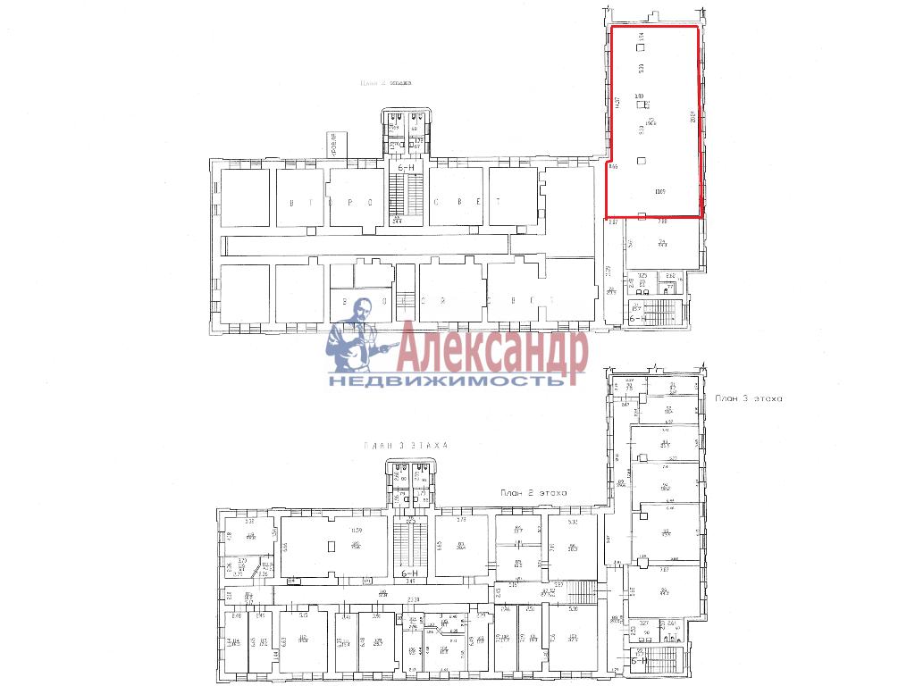 Офис (190м2) в аренду — фото 3 из 3
