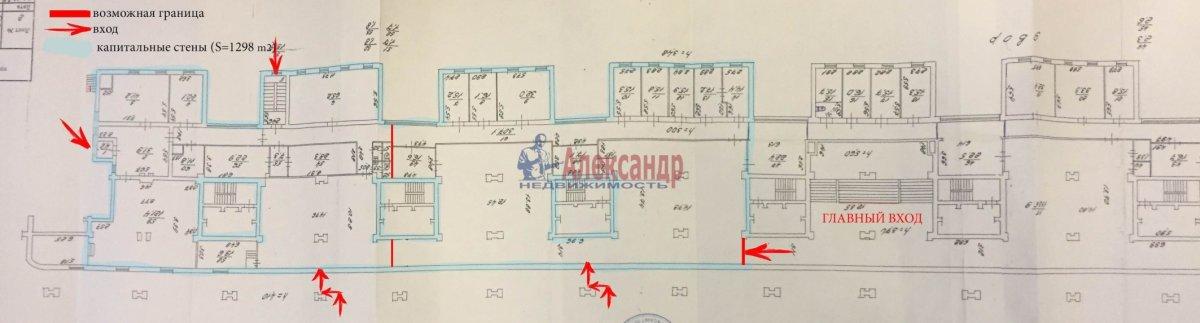 Торговое помещение (1300м2) в аренду — фото 9 из 9