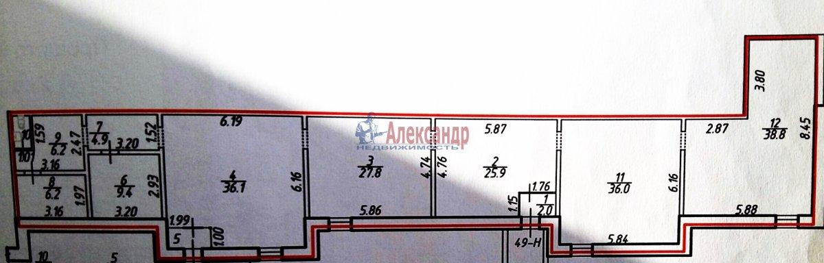 Торговое помещение (194м2) на продажу — фото 1 из 4