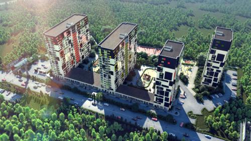 2-комнатная квартира на продажу (89,0 м<sup>2</sup>)