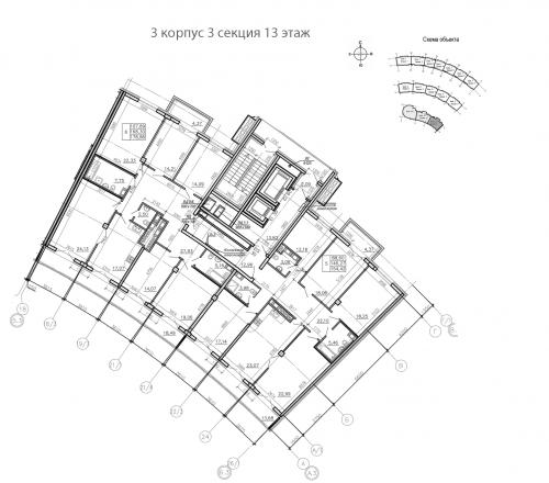 6-комнатная квартира на продажу (176,4 м<sup>2</sup>)