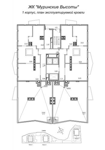 3-комнатная квартира на продажу (111,5 м<sup>2</sup>)