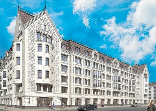4-комнатная квартира на продажу (158,2 м<sup>2</sup>)