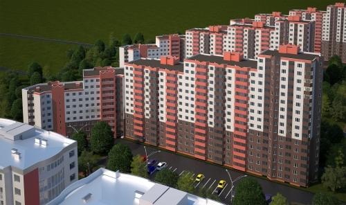 2-комнатная квартира на продажу (61,3 м<sup>2</sup>)