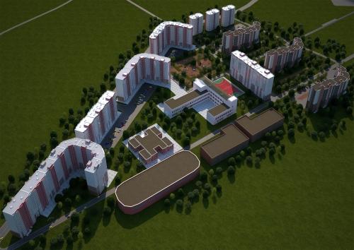 1-комнатная квартира на продажу (24,6 м<sup>2</sup>)