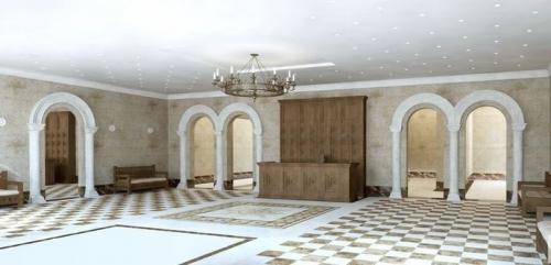 1-комнатная квартира на продажу (54,1 м<sup>2</sup>)