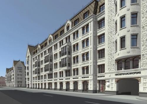 1-комнатная квартира на продажу (58,7 м<sup>2</sup>)