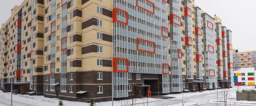 1-комнатная квартира на продажу (38,3 м<sup>2</sup>)