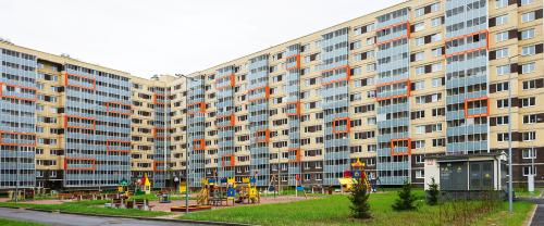1-комнатная квартира на продажу (40,6 м<sup>2</sup>)