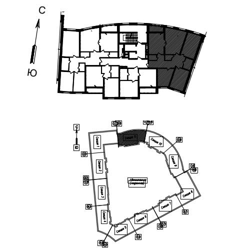 4-комнатная квартира на продажу (134,5 м<sup>2</sup>)