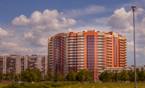 1-комнатная квартира на продажу (51,7 м<sup>2</sup>)
