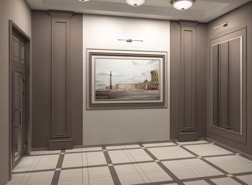 3-комнатная квартира на продажу (75,5 м<sup>2</sup>)