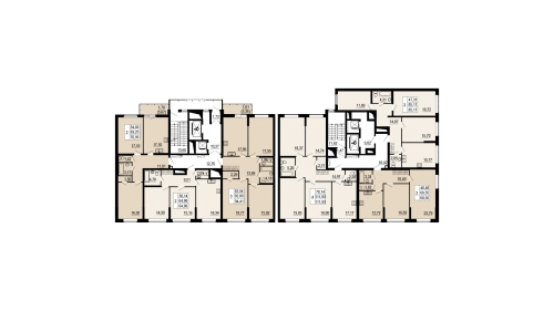 4-комнатная квартира на продажу (111,9 м<sup>2</sup>)