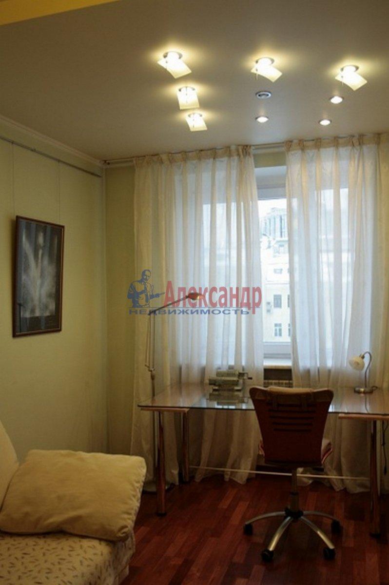3-комнатная квартира (110м2) в аренду по адресу Невский пр., 117— фото 10 из 12