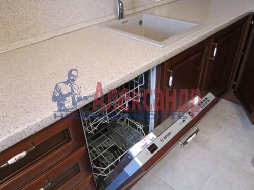 1-комнатная квартира (43м2) в аренду по адресу Учебный пер., 2— фото 2 из 4