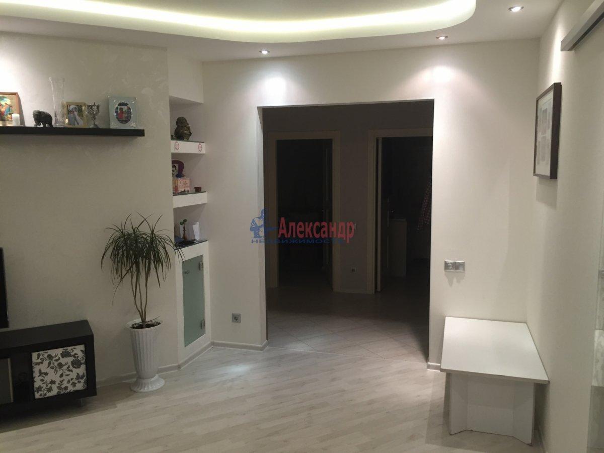 3-комнатная квартира (89м2) в аренду по адресу Гжатская ул., 22— фото 7 из 17