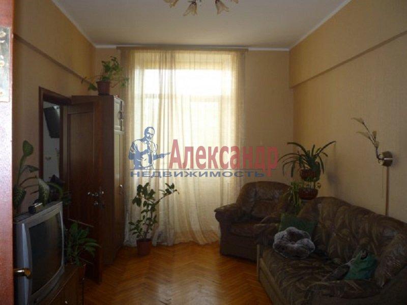 4-комнатная квартира (150м2) в аренду по адресу Почтамтская ул., 9— фото 1 из 1