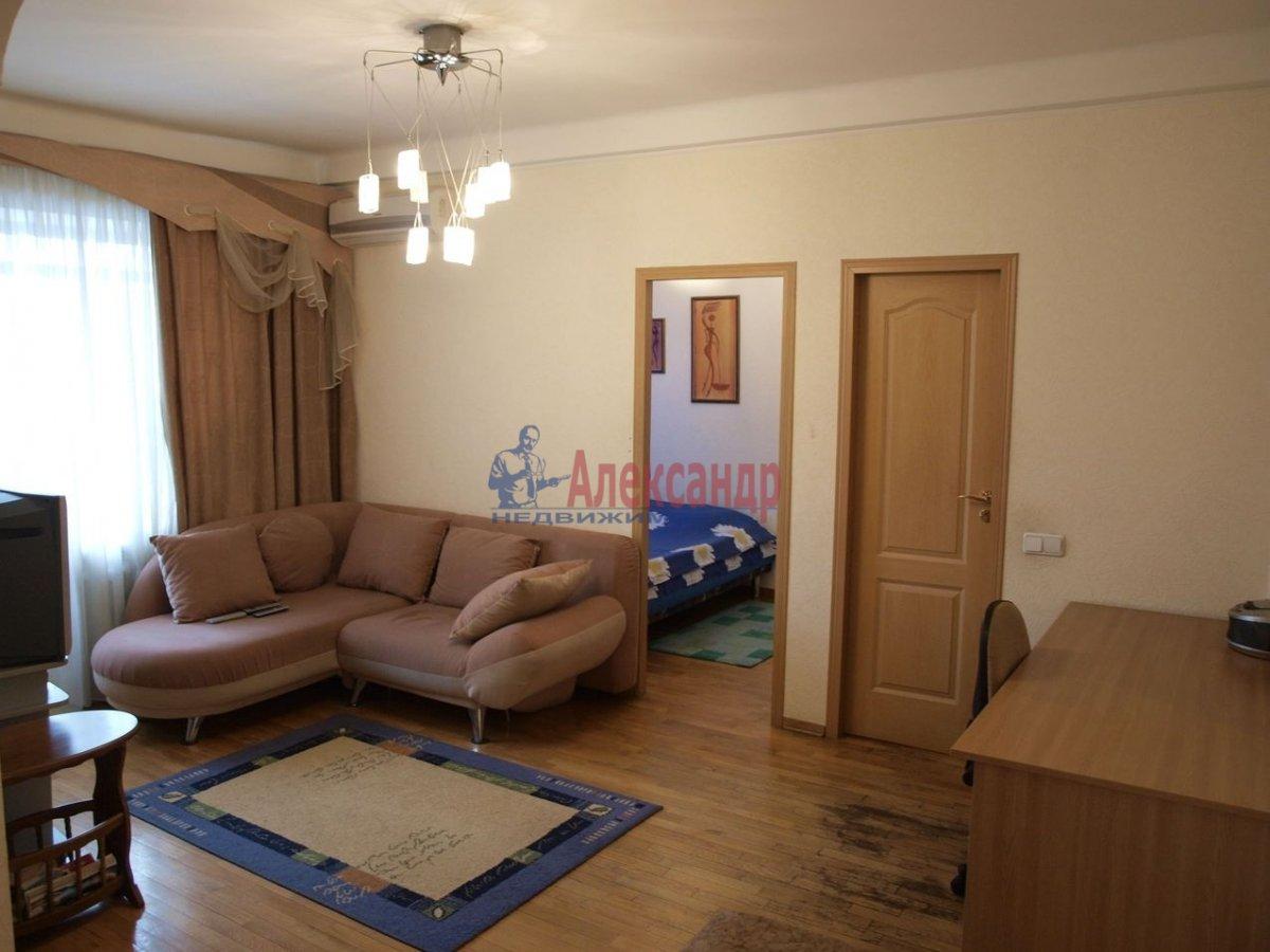 1-комнатная квартира (45м2) в аренду по адресу Ворошилова ул., 27— фото 1 из 1