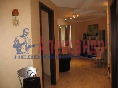 1-комнатная квартира (42м2) в аренду по адресу Коллонтай ул., 17— фото 2 из 7
