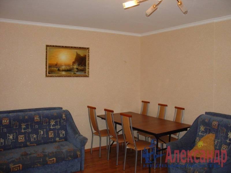 2-комнатная квартира (75м2) в аренду по адресу Заставская ул., 28— фото 5 из 6