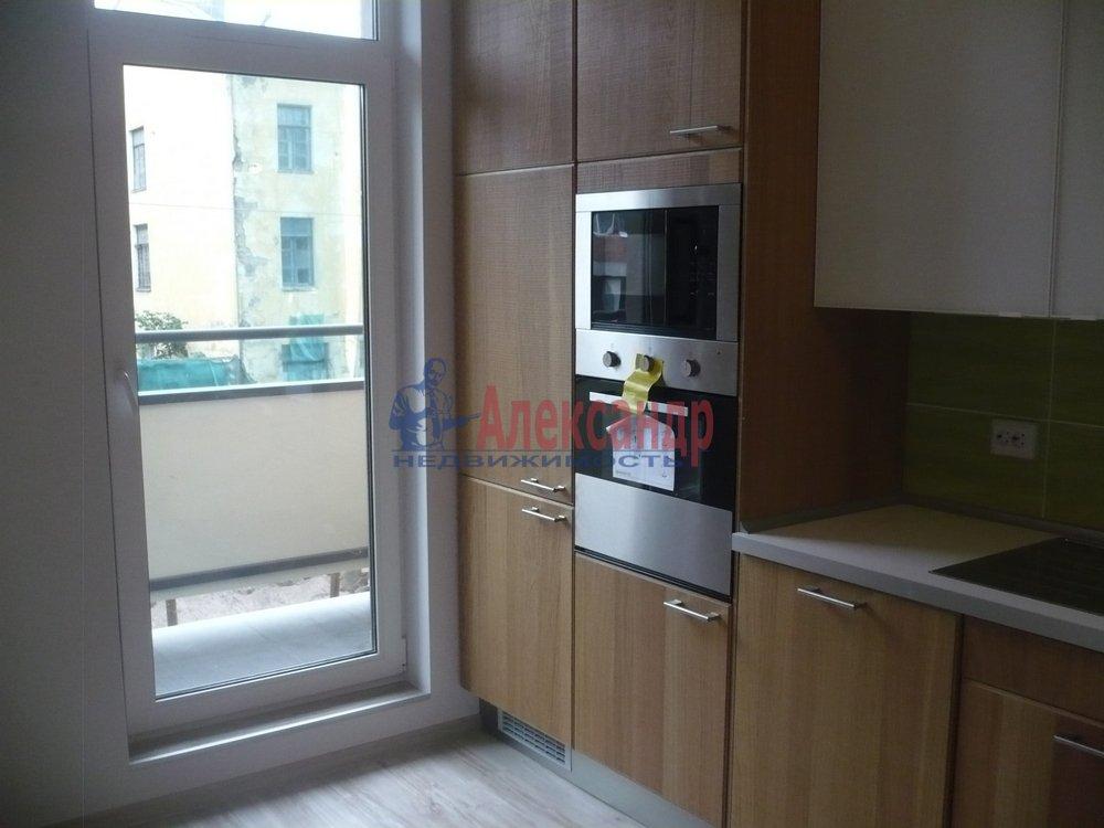 3-комнатная квартира (112м2) в аренду по адресу Детская ул., 18— фото 1 из 13