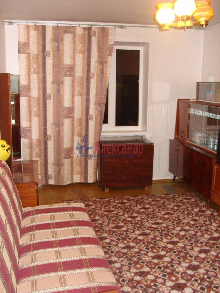1-комнатная квартира (35м2) в аренду по адресу Меншиковский пр., 5— фото 1 из 6