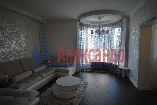 3-комнатная квартира (98м2) в аренду по адресу Воскресенская наб., 4— фото 12 из 23