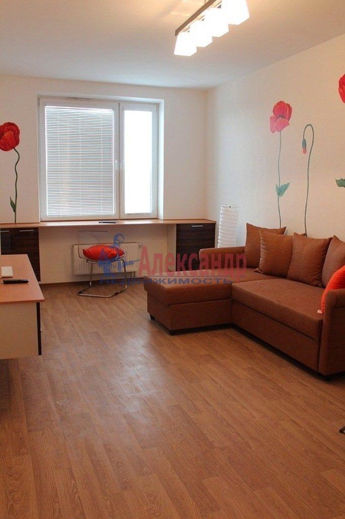 1-комнатная квартира (34м2) в аренду по адресу Яхтенная ул., 1— фото 2 из 9