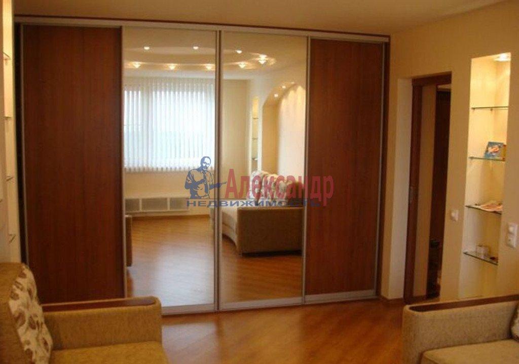 1-комнатная квартира (45м2) в аренду по адресу Непокоренных пр., 14— фото 1 из 3