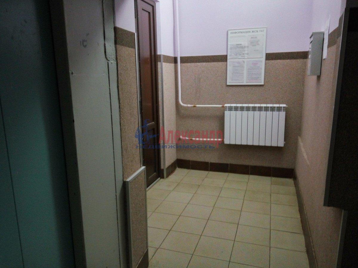 1-комнатная квартира (33м2) в аренду по адресу Художников пр., 19— фото 10 из 11