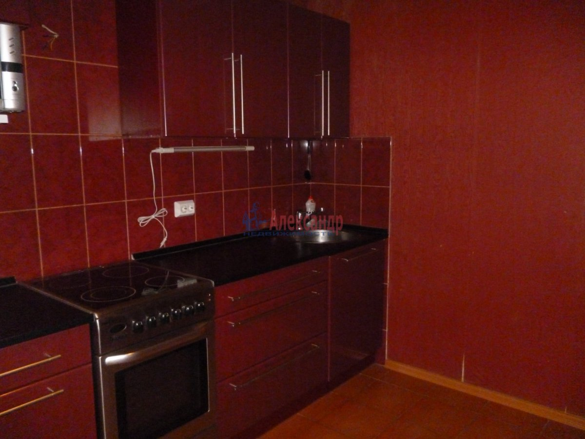 1-комнатная квартира (43м2) в аренду по адресу Рыбацкий пр., 35— фото 6 из 12