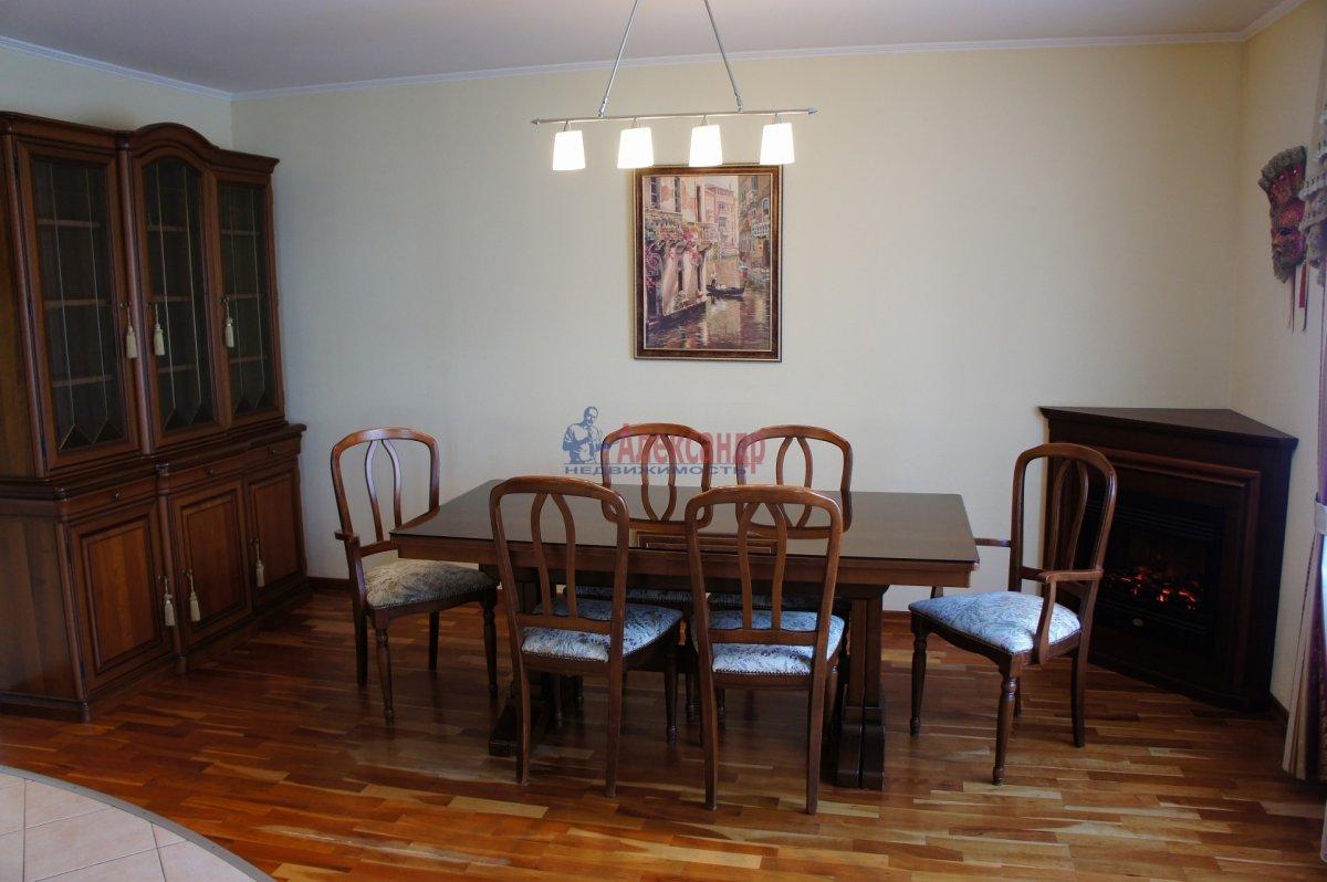 5-комнатная квартира (202м2) в аренду по адресу Дачный пр., 24— фото 4 из 25