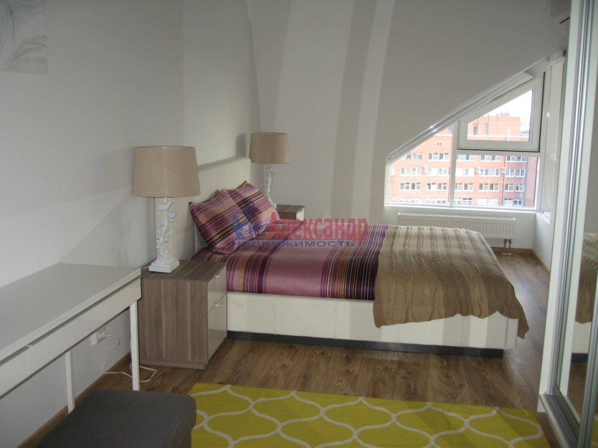 4-комнатная квартира (134м2) в аренду по адресу Детская ул., 18— фото 12 из 14