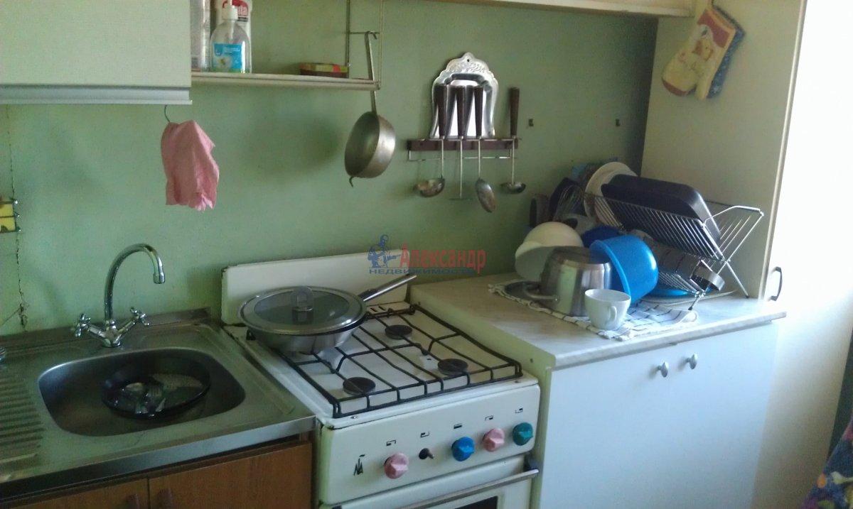 1-комнатная квартира (35м2) в аренду по адресу Михаила Дудина ул., 25— фото 2 из 2