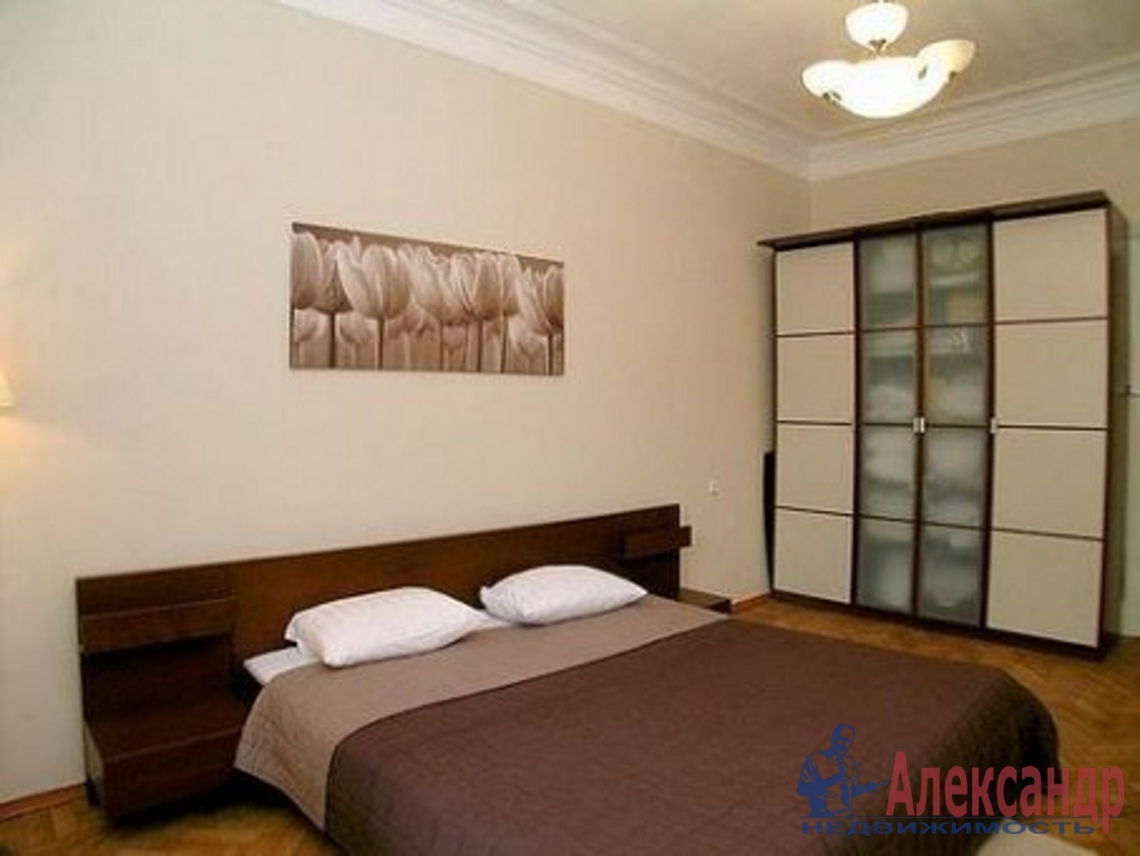 1-комнатная квартира (40м2) в аренду по адресу Белы Куна ул., 1— фото 1 из 2