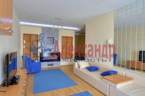 2-комнатная квартира (78м2) в аренду по адресу Малая Морская ул.— фото 3 из 7