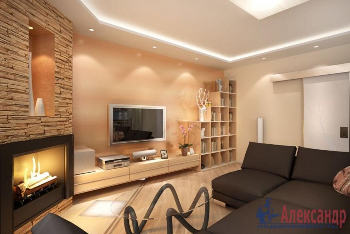 4-комнатная квартира (140м2) в аренду по адресу Куйбышева ул., 26— фото 1 из 4