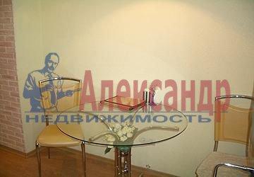 1-комнатная квартира (35м2) в аренду по адресу Просвещения пр., 99— фото 6 из 7