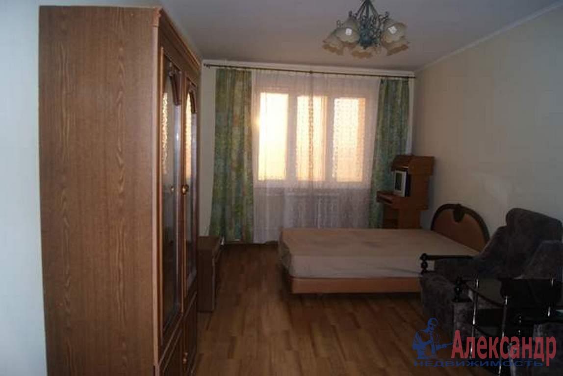 2-комнатная квартира (55м2) в аренду по адресу Юрия Гагарина просп., 37— фото 1 из 3
