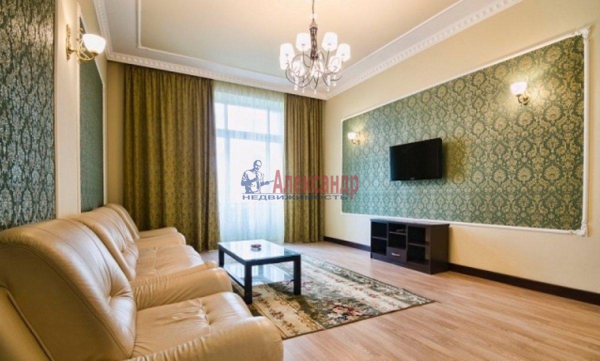 2-комнатная квартира (70м2) в аренду по адресу Богатырский пр., 49— фото 6 из 9