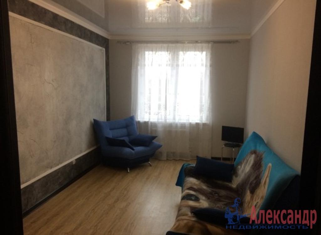 3-комнатная квартира (98м2) в аренду по адресу Ленинский пр., 111— фото 1 из 4