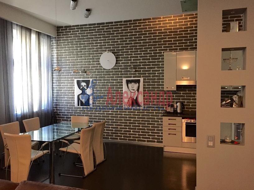 2-комнатная квартира (115м2) в аренду по адресу Большая Московская ул., 5— фото 3 из 19