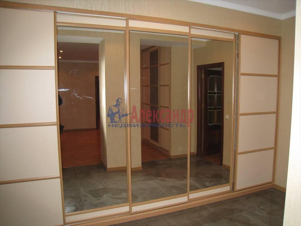 5-комнатная квартира (190м2) в аренду по адресу Мичуринская ул., 4— фото 3 из 12